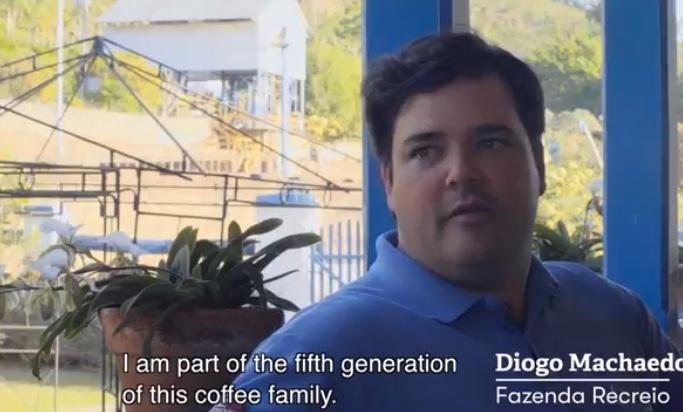 巴西 雷克雷尤 Fazenda Recreio Farm Owner