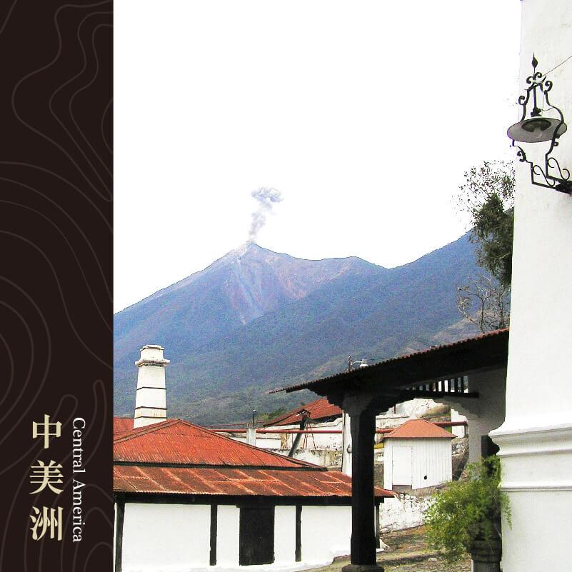 瓜地馬拉 安提瓜 聖塔卡塔麗娜莊園