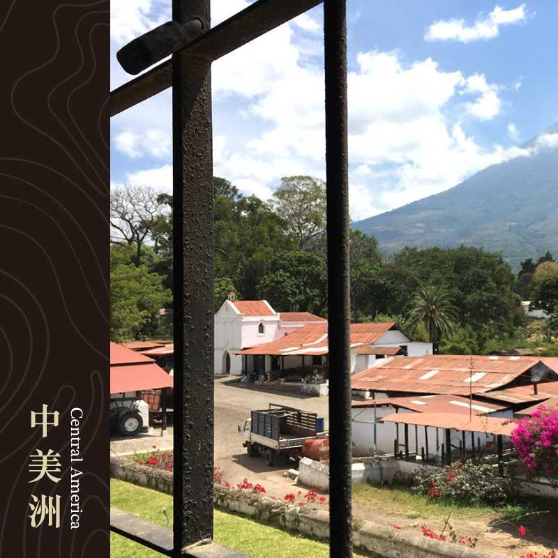 瓜地馬拉 安提瓜 遠征者莊園