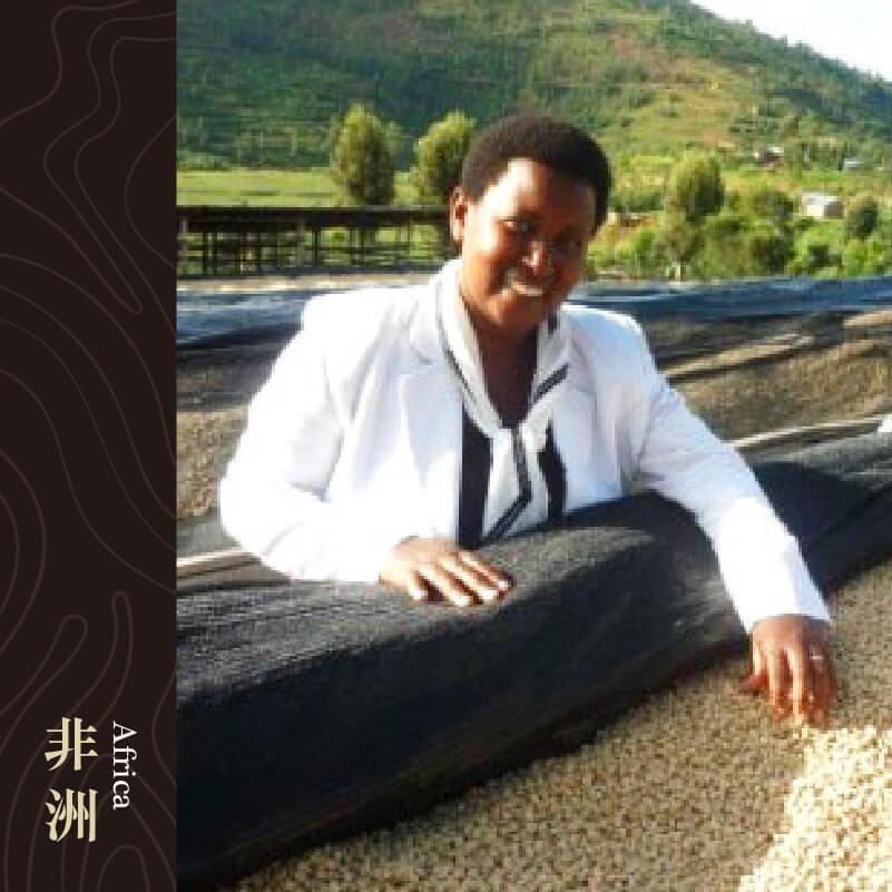 盧安達 妮歐西莎合作社