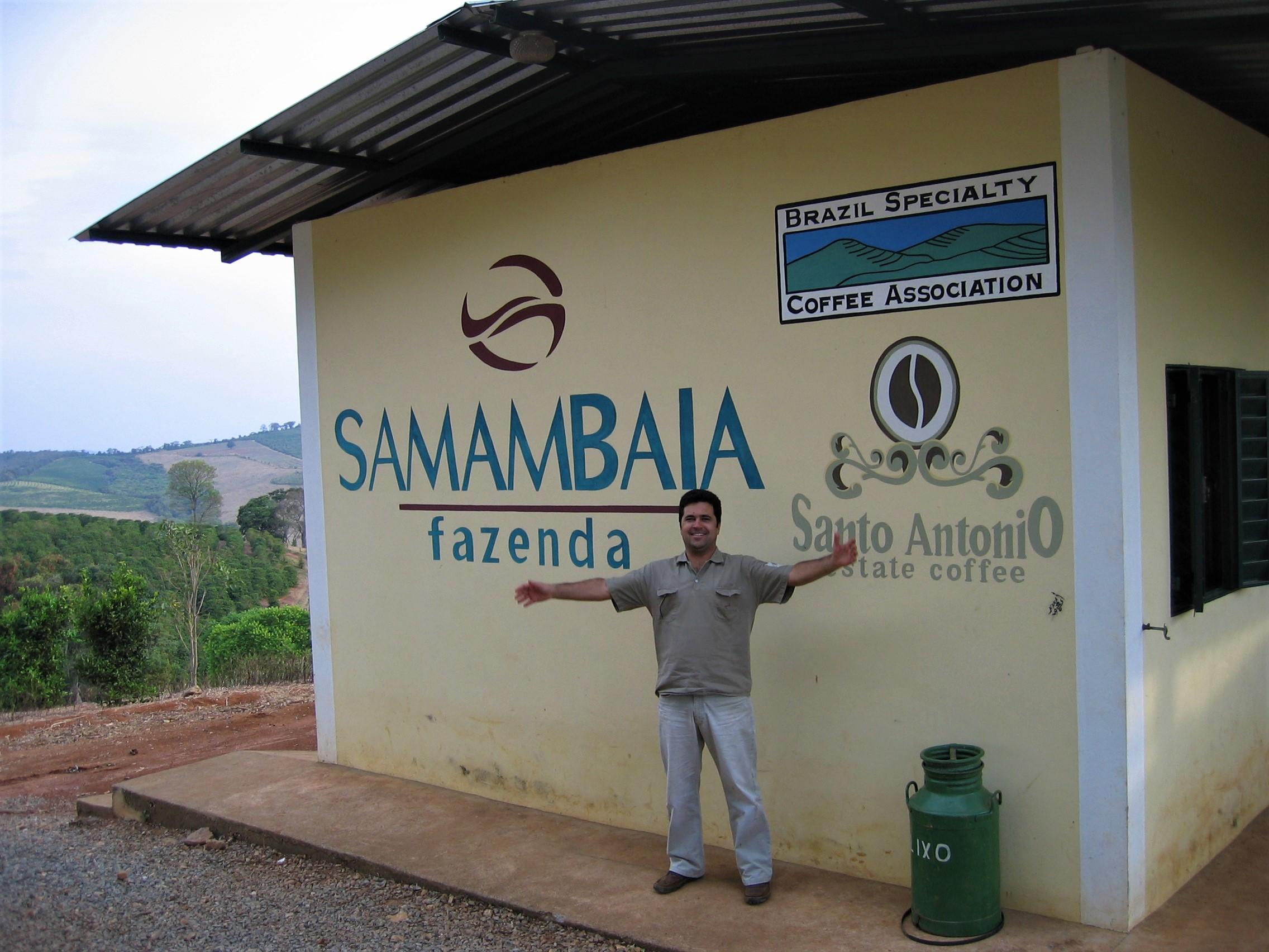 Brazil Fazenda Samambaia Offices3