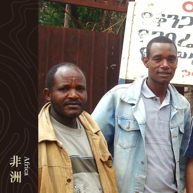 衣索比亞 耶加雪菲 孔加 日曬
